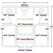 Jack And Jill Bathroom Jack And Jill Bathroom Floor Plans Images Bathroom Decor Ideas