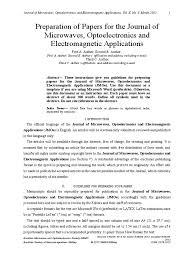 jmoe template abstract summary te x