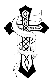 ladies cross tattoo designs picture celtic cross tattoos design