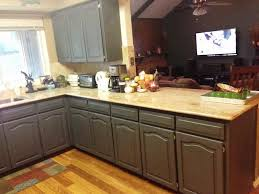 Paint Wood Cabinets How To Paint Wood Kitchen Cabinets Without Sanding Nrtradiant Com