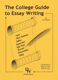 the college guide to essay writing updated 03 15 2010 jill