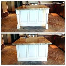 legs for kitchen island kitchen island legs iome me