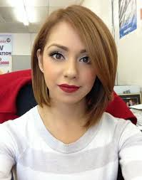 hairstyles short one sie longer than other 40 short haircuts for girls with added oomph short angled bobs