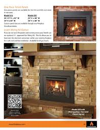 home decor amazing gas fireplace kit small home decoration ideas