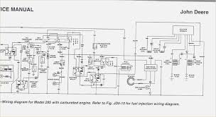 magnificent deere 133 wiring diagram component schematic