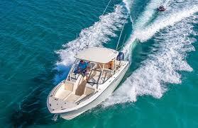Grady White Cushions Grady White Canyon 271 Fs U0026 Freedom 275 Southern Boating U0026 Yachting