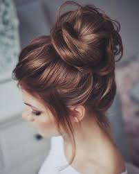 hair buns 36 wedding hair updos for a gorgeous rustic country wedding