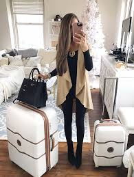 Vermont traveling suitcase images Travel airport outfit love the luggage is pretty too the jpg