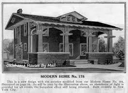 Modern Home Design Oklahoma City Meet Sears Number 178 The Quirky Cousin Of Sears Number 124