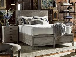 universal furniture curated biscayne bed king