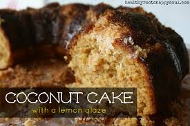 Homemade Coconut Cake by Naturally Loriel A Really Good Birthday Cake Recipe Naturally