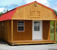 shed style homes barns with living quarters ideas small shed roof house the
