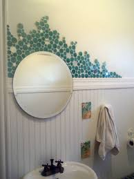 Best  Mosaic Tile Bathrooms Ideas On Pinterest Subway Tile - Bathroom mosaic tile designs