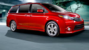 toyota inventory toyota reveals new sienna minivan online minivan toyota and