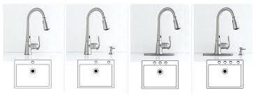 kitchen faucet 4 4 kitchen sink faucet peerless kitchen faucets at walmart