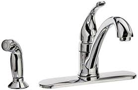 moen torrance kitchen faucet amazon com moen ca87480 kitchen faucet with side spray from the