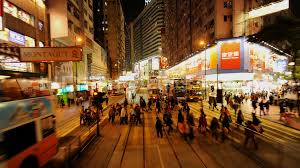 hong kong city nights hd wallpapers ultra hd 4k video time lapse stock footage tramway tour in hong