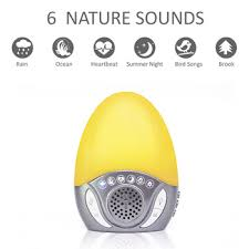 baby light and sound machine baby shusher sound machine night light from chinese supplier esino