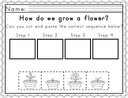 sequencing worksheet kindergarten picture sequence turtlediary