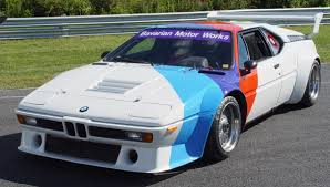 bmw supercar blue bmw m1 supercar with toyota power gt channel