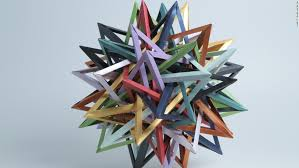 Origami Paper Works - origami gallery style