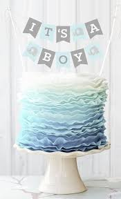 blue elephant baby shower decorations blue elephant baby shower banner for cake decorations baby