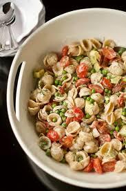 best pasta salad recipe best blt pasta salad recipe reluctant entertainer