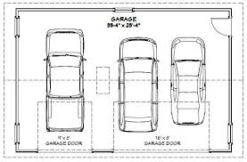 size of a three car garage 3 car garage size svtperformance com garage pinterest car