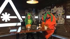 Peas Carrots Halloween Costumes Bizarre States 108 Peas Carrots Halloween Special Nerdist