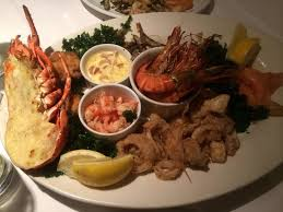 groupon cuisine groupon seafood platter picture of sheldrakes restaurant