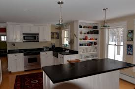 Pendant Lighting For Kitchen by Furniture Modern Kitchen Design With Pendant Lighting And White