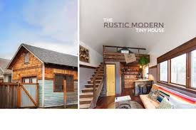 Modern Tiny House The Rustic Modern Tiny House Apartments For Rent In Portland