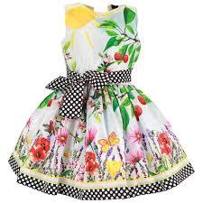 designer childrenswear made princess cherries tulle dress baby boy from