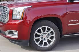 gmc yukon red 2016 gmc yukon denali 4wd road test review carcostcanada