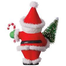 heirloom santa ornament keepsake ornaments hallmark