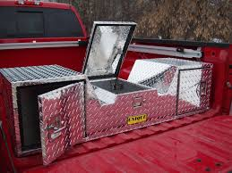 Ford F250 Truck Tool Box - toolboxes for fifth wheel owners photos added rv dreams