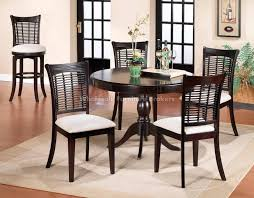 Round Cherry Kitchen Table by Traditional Dining Room Ideas With Bayberry Dark Cherry Round