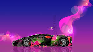purple ferrari wallpaper ferrari f80 side super abstract aerography car 2016 wallpapers el