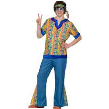 Teenage Boy Halloween Costume Ideas 70s Hippy Boy Halloween
