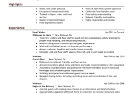 restaurant manager resume examples thevictorianparlor co how to