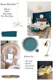 how to create an interiors home decor moodboard