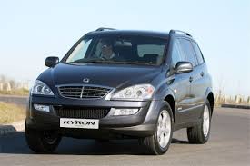 ssangyong ssangyong kyron 2006 car review honest john