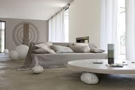 salon gris taupe et blanc couleurs salon harmonie gris et blanc peinture gamme falaise v33