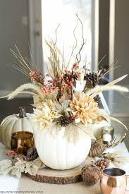 Rustic Vases For Weddings Diy Pumpkin Vase A Pumpkin And A Princess