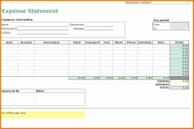 Expense Report Excel Template 4 Travel Expense Report Template Expense Report