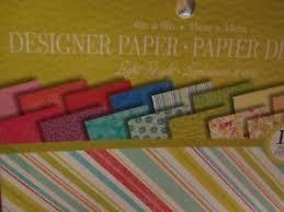 Colorbok Scrapbook Colorbok 100 Sheet Designer Paper 6
