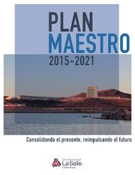 plan maestro 2015 2021 by universidad la salle chihuahua issuu