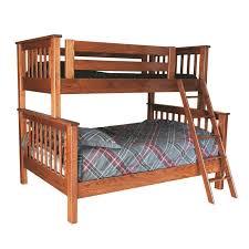 Wood Bunk Bed Plans Top Alluring Wood Bunk Beds Bunk Bed