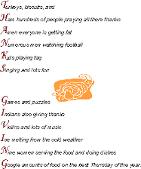 turkey acrostic poem exles pictures to pin on pinsdaddy