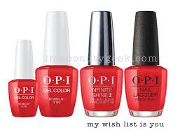 opi holiday 2017 collection promo shots beautygeeks